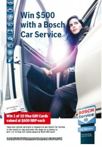 Bosch Competition