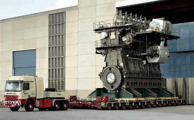 largest_diesel_engine