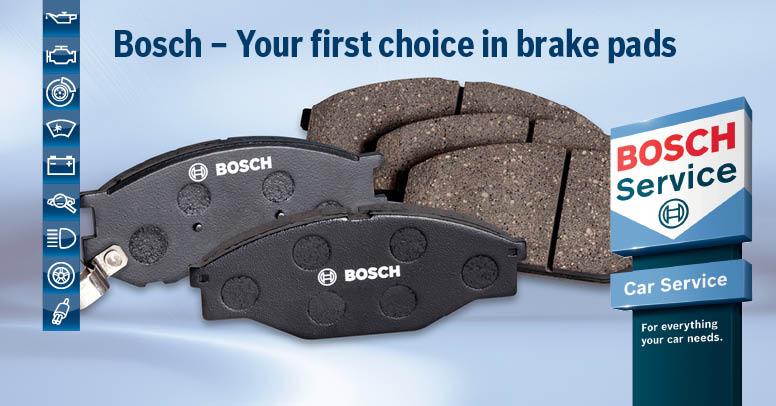 Bosch Brakepads