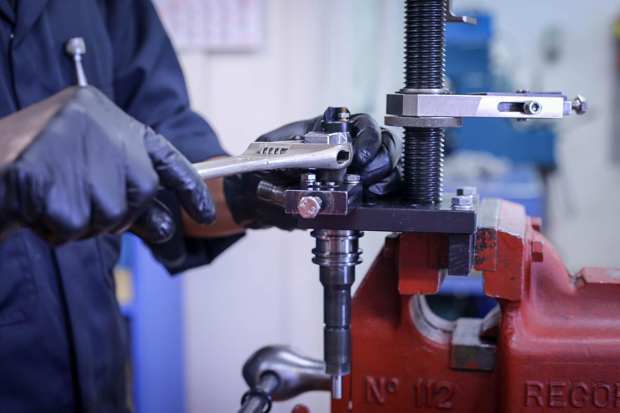 Diesel Fuel Injection Diagnostics