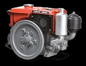 Kubota RK 70 Engine