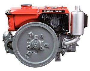 Kubota RK70 engine