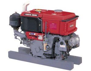 kubota RK80 Engine