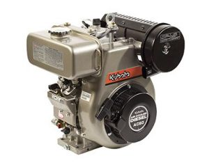 AC60 Kubota engine