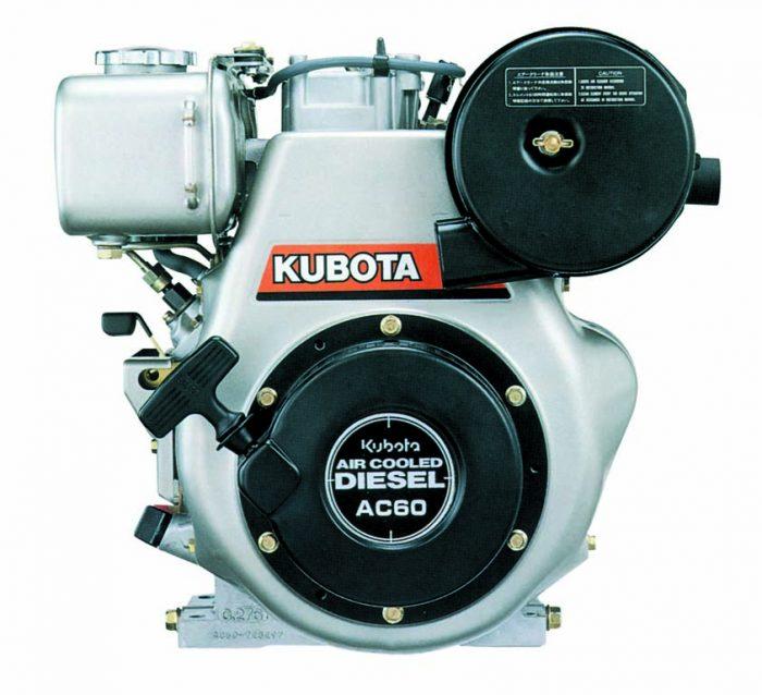 Kubota AC60_Engine