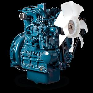 Kubota Engine 03 cylinder D1403