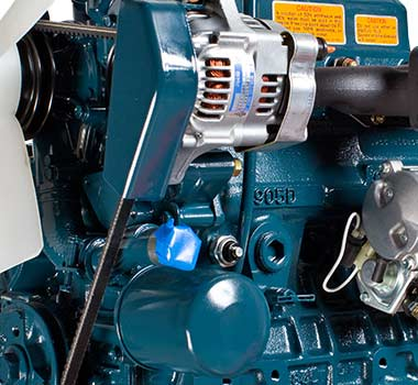Kubota Engine 05 Series D905