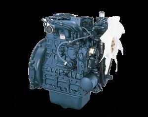 Kubota Engine D1703