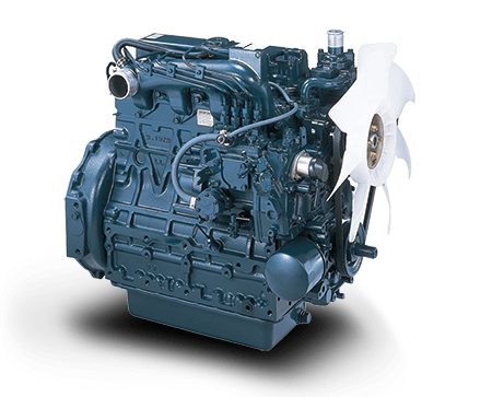 Kubota-Engines-V2003-V2203