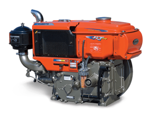 Kubota RT100-Horizontal-Engine