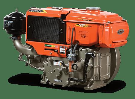 Kubota RT125 Engine