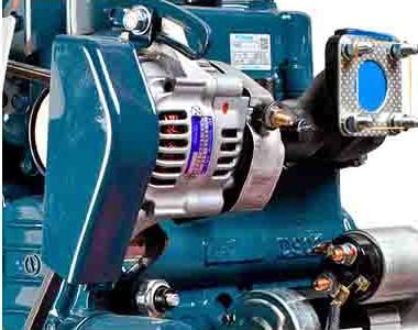 Kubota SuperMini Z902 Engine