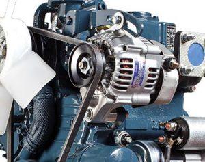 Kubota Z602 Engine
