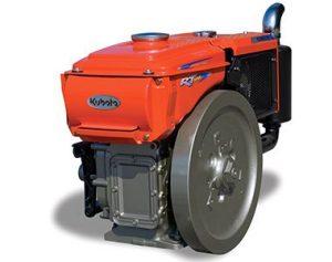 RT100 Kubota Engine
