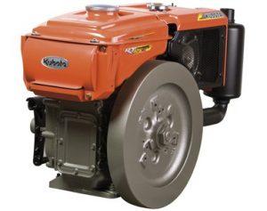 RT125 Kubota Engine