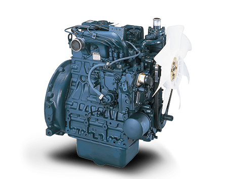 Kubota-Engine-D1503-M