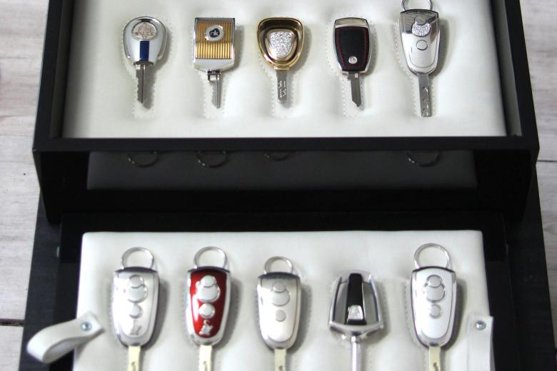 High End Car Keys