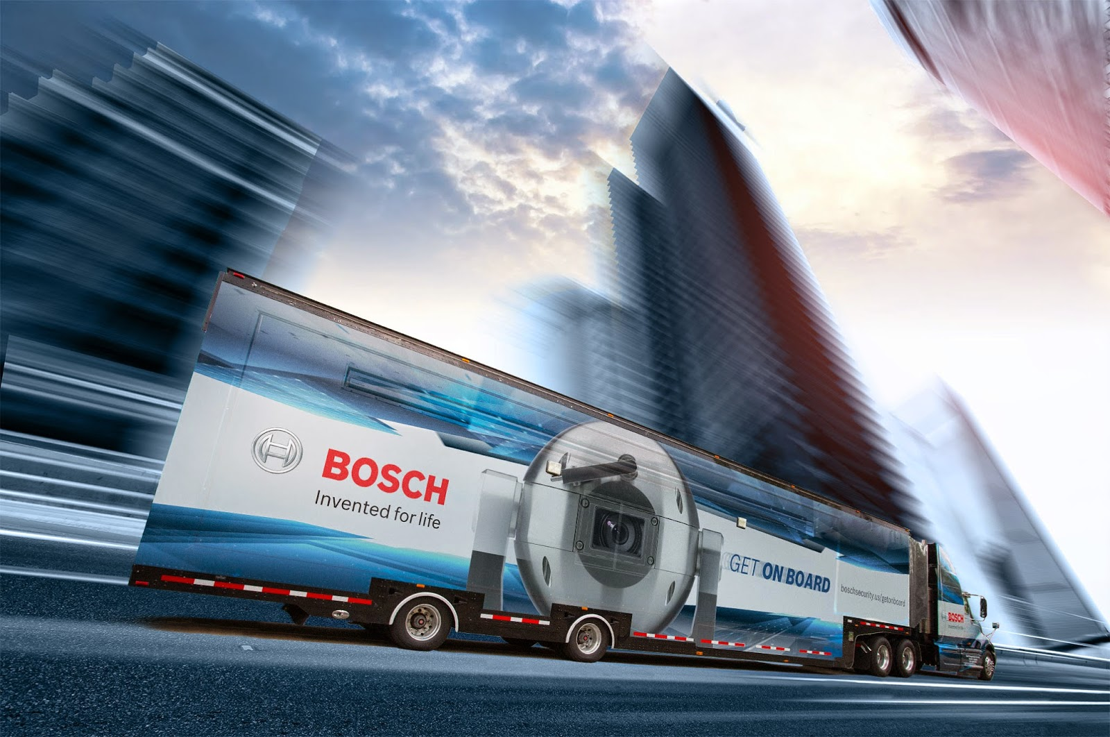 bosch commercial vehicle power  u0026 efficiency innovations