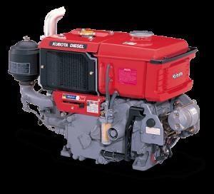 Kubota RK 95 Engine