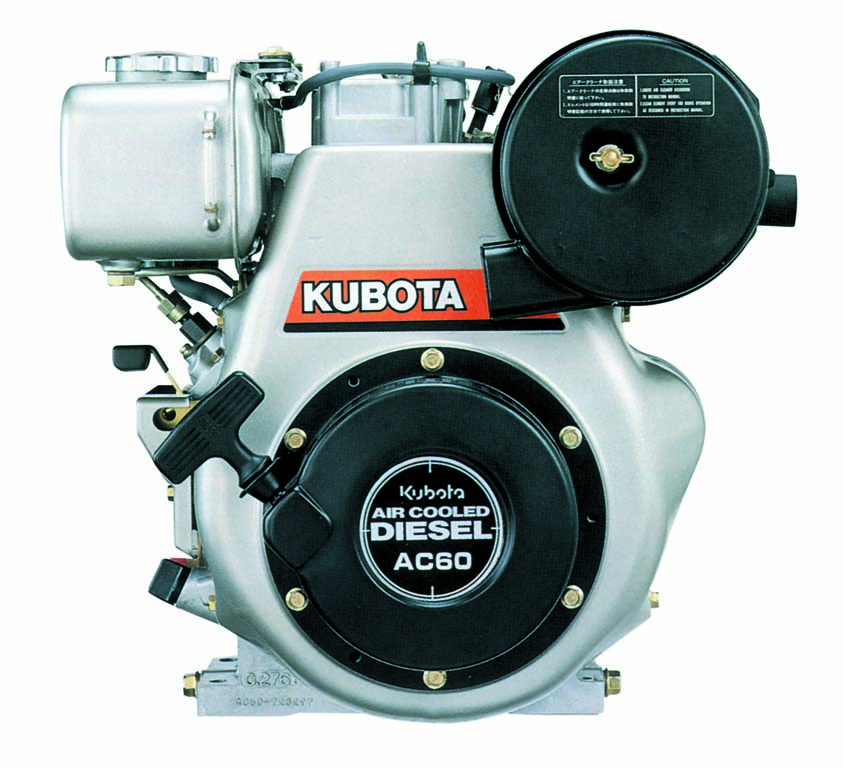 Kubota AC60_Engine