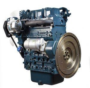 Kubota D1403 engine