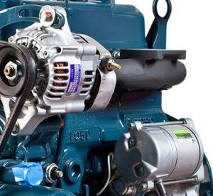 Kubota Engine 05 Series D1105