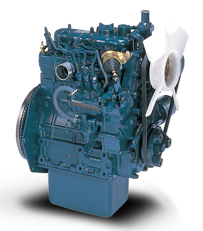 Kubota Engines D722