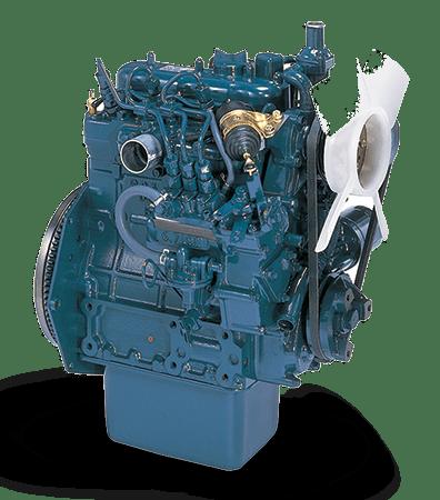Kubota Engines D722