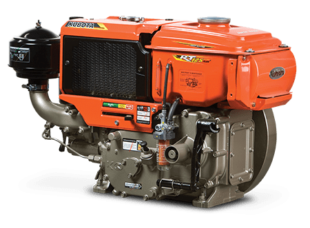 Kubota RT125 Engine