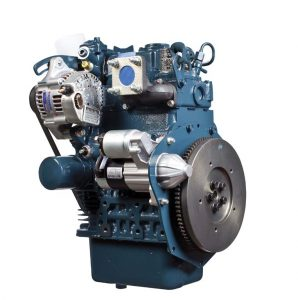 Kubota Z602 Engine supermin