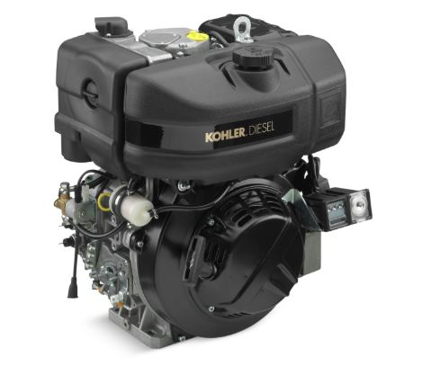 Kohler Diesel Air-Cooled KD350_4