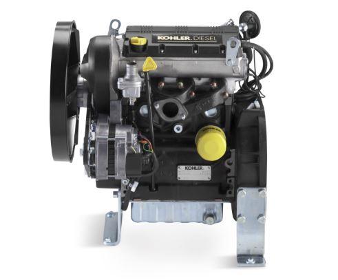 Kohler Diesel engein LIQUID-COOLED KDW1003