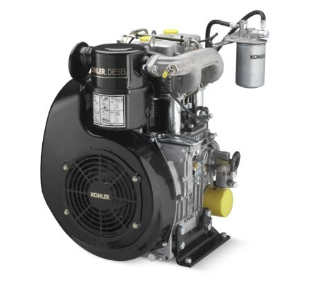 Kohler diesel engine AIR-COOLED KD477-2