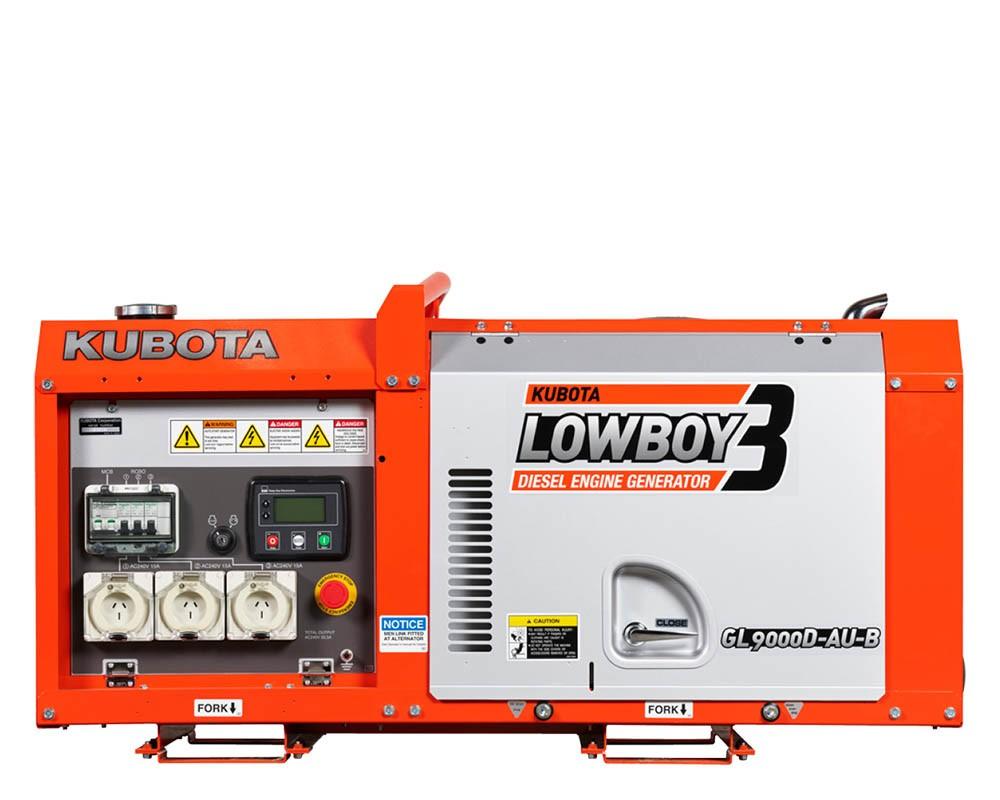 Kubota GL-9000 Generator