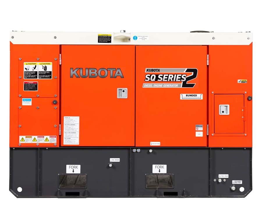 Kubota SQ1120 Generator