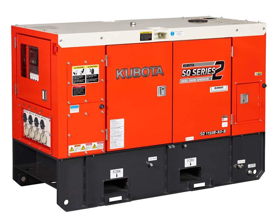 Kubota SQ1150 Generator