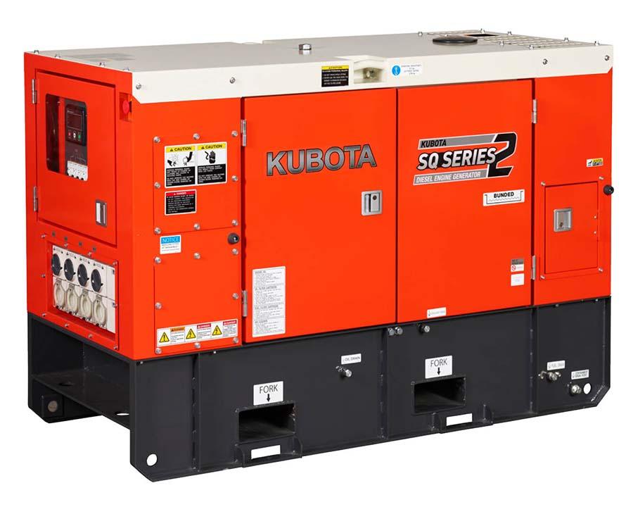 Kubota SQ3300 Generator