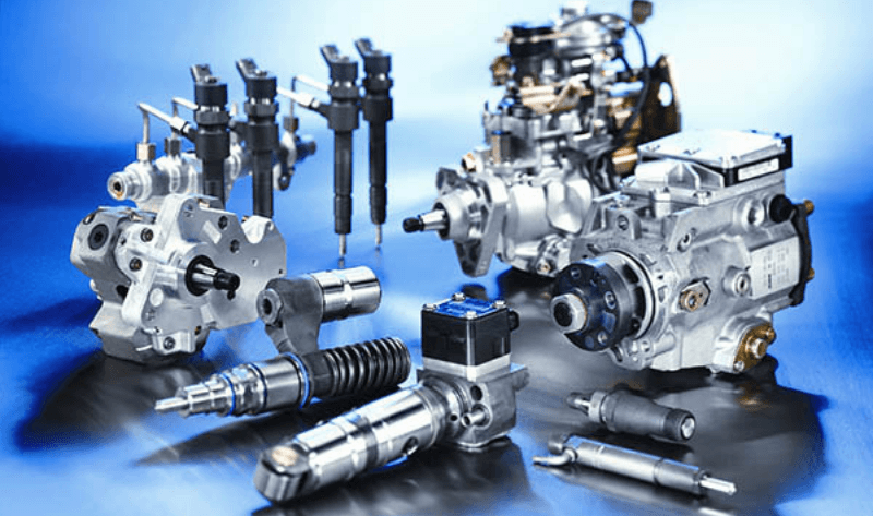 Spare Parts, Pumps, Injectors, Generators & Diesel Engines