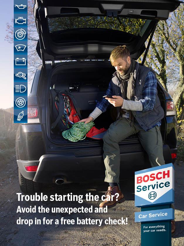 Bosch Battery Check