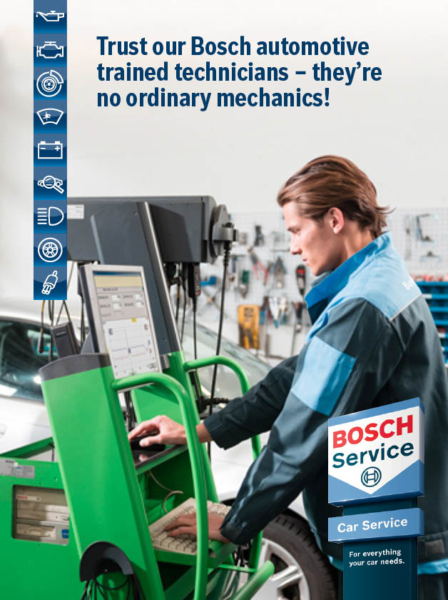 Bosch Mechanics