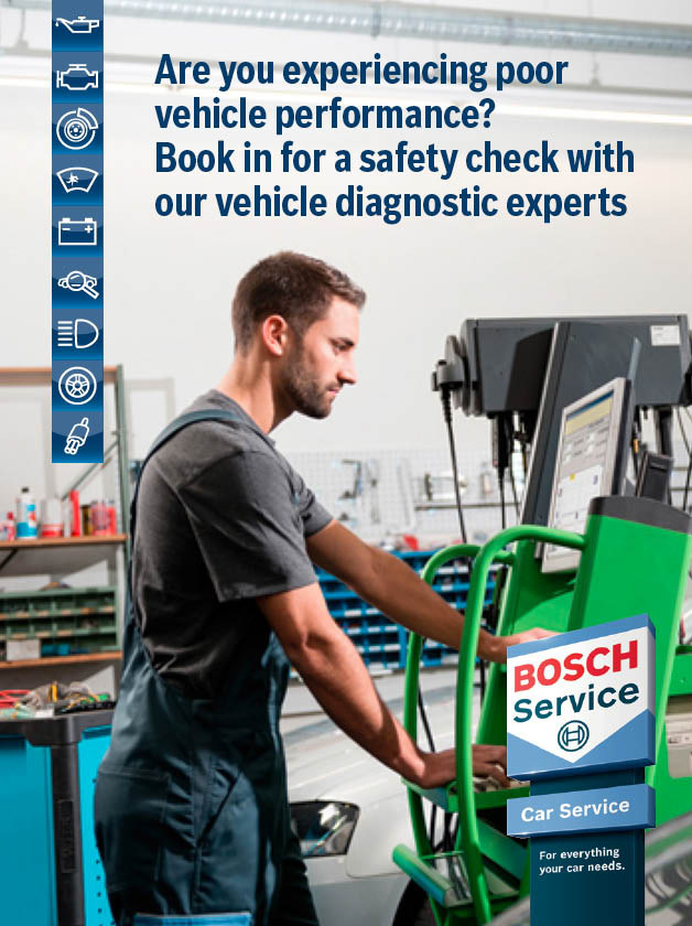 Car Diagnostics Bosch