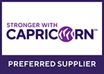 Capricorn preferred supplier logo