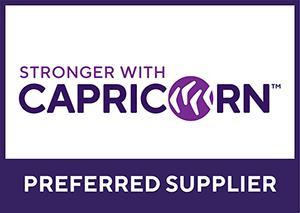 Capricorn preferred supplier small