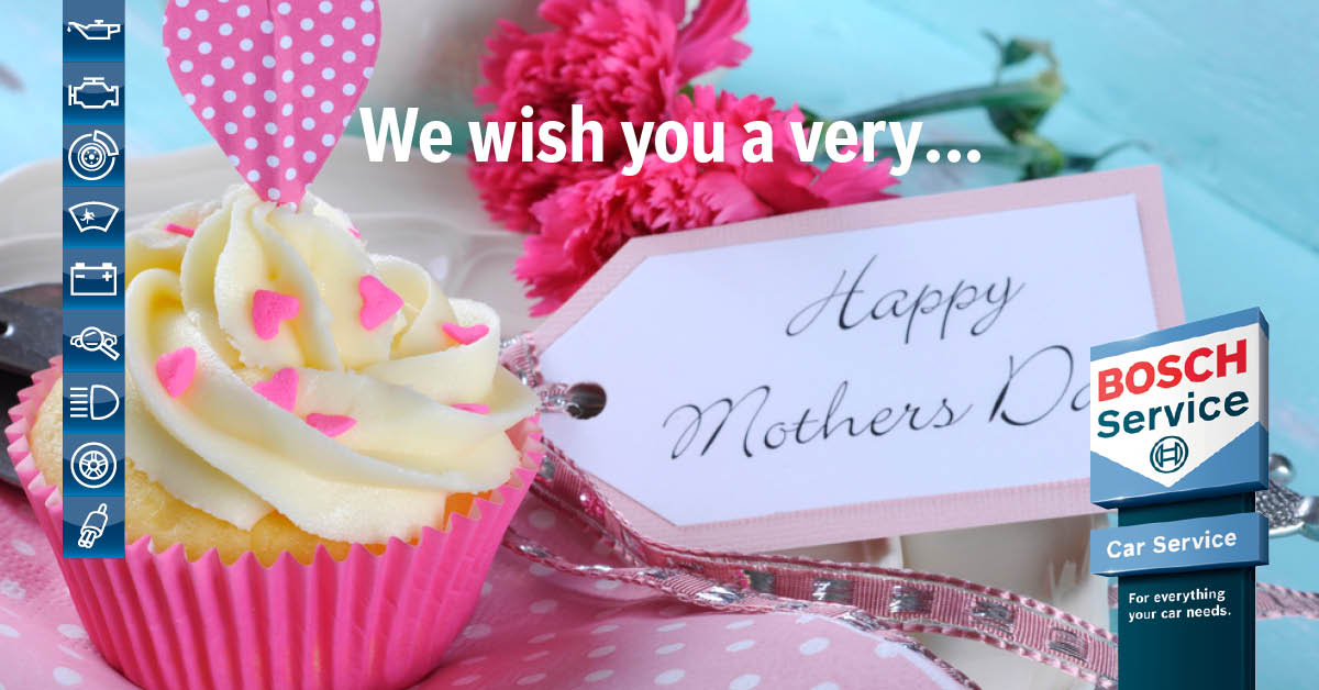 Bosch car service mothers day