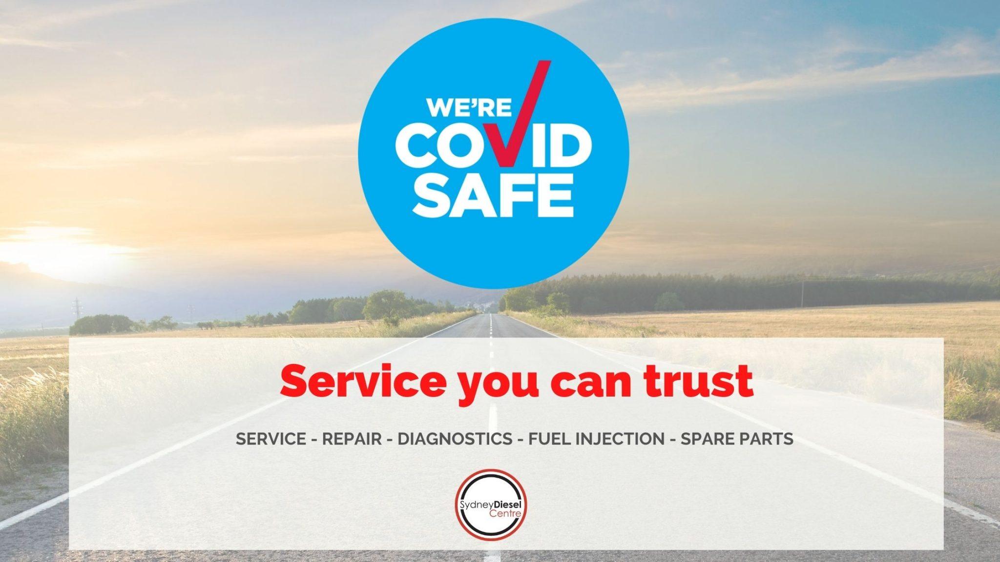 Covid Safe Car Service
