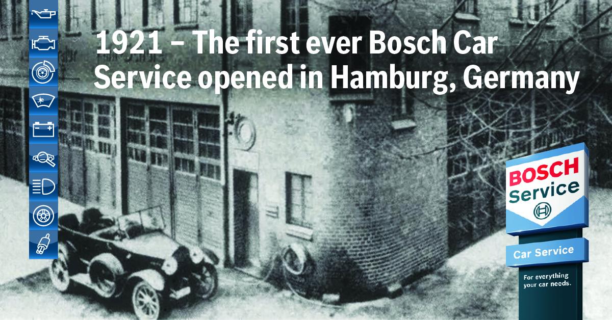 100 years bosch